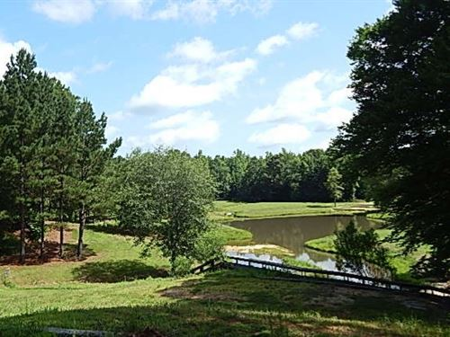 537.20 Acres W/ Home In Yalobusha : Water Valley : Yalobusha County : Mississippi
