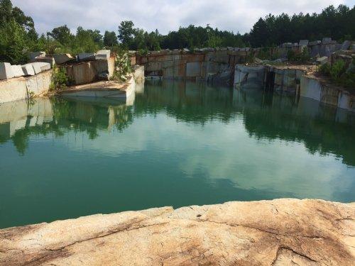 Gibralta Quarry Tract : Elberton : Elbert County : Georgia