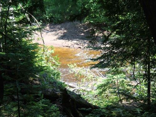 160 Acres Firesteel Rd, 1096776 : Ontonagon : Michigan