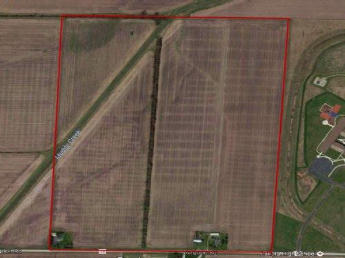 114 Acre Farm Land For Sale : Kansas : Sandusky County : Ohio