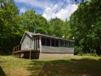 Big Lake Cabin In Grand Lake Stream : Grand Lake Stream Plt : Washington County : Maine