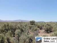 40 Acres Ravendale Ranch : Ravendale : Lassen County : California
