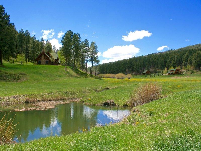 Old Ponderosa : Bayfield : La Plata County : Colorado