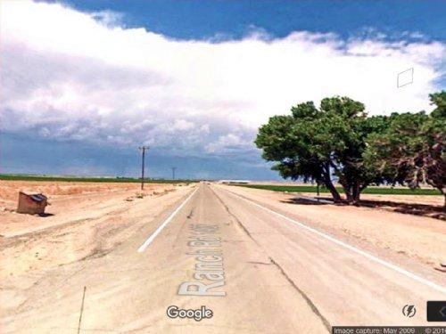 Dell Gardens, Hudspeth County Texas : Salt Flat : Hudspeth County : Texas