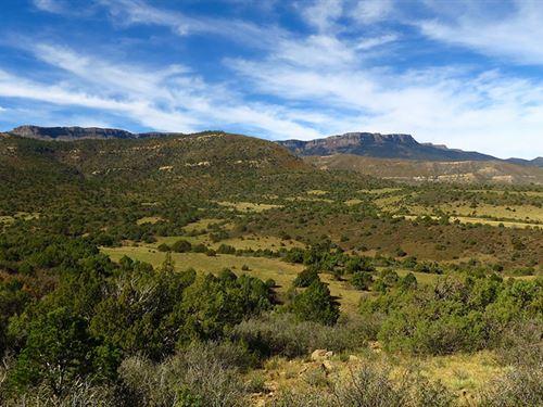 Burro Mesa Ranch : Trinidad : Las Animas County : Colorado