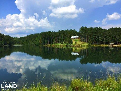Jackson Mcvay Lake & Lodge Tract : Jackson : Clarke County : Alabama