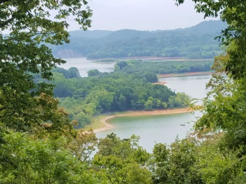 Cherokee Lake Front Lot In Chelaque : Mooresburg : Hawkins County : Tennessee