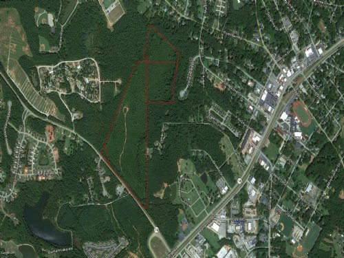 75.90 Acres - Viryln B. Smith Road : Fairburn : Fulton County : Georgia