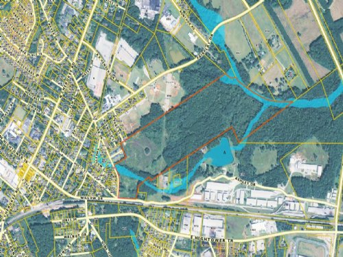 117+/- Acres Land In Social Circle : Social Circle : Walton County : Georgia