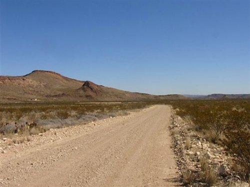80 Acres Terlingua Ranch : Alpine : Brewster County : Texas