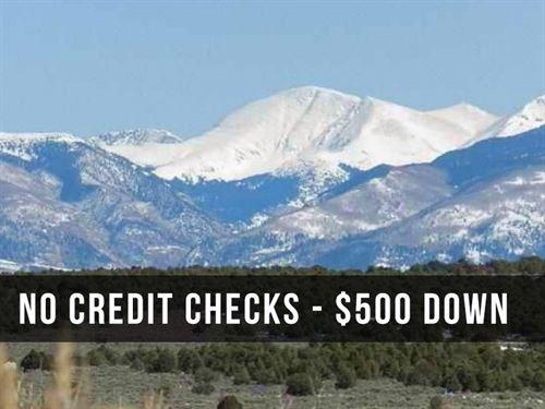 1.01 Acres Near Lake : San Luis : Costilla County : Colorado