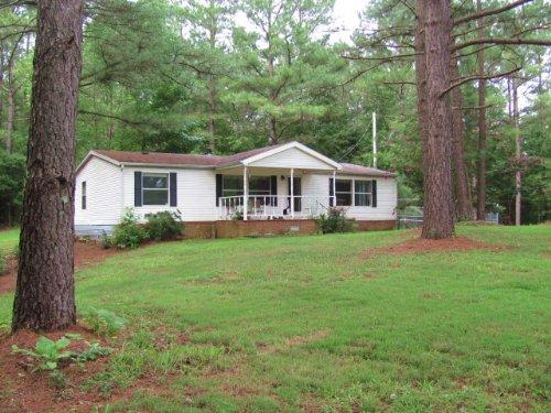 38 Acres, Mobile Home, Horse Barn : Cedar Grove : Carroll County : Tennessee