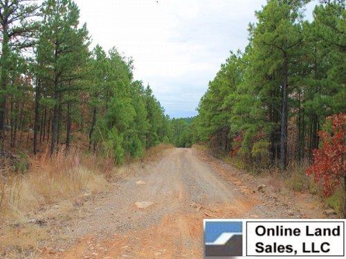 14.63 Acre Indian Ridge : Daisy : Pittsburg County : Oklahoma