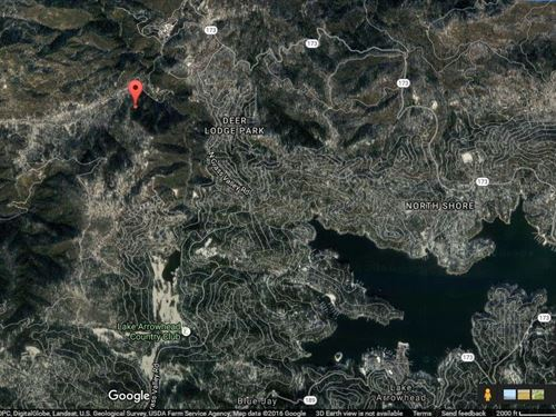 .03 Acres In Lake Arrowhead, CA : Lake Arrowhead : San Bernardino County : California