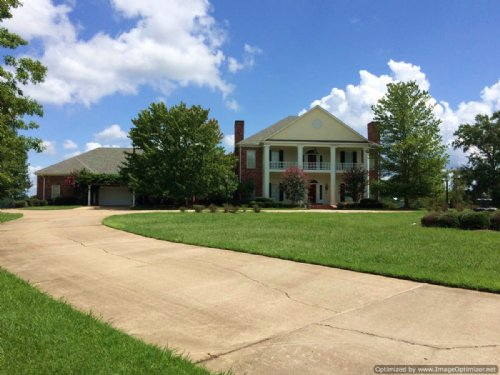116+/- Ac & Home : Flora : Madison County : Mississippi