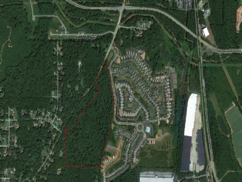 46.2 Acres - Old Fairburn Road : Atlanta : Fulton County : Georgia