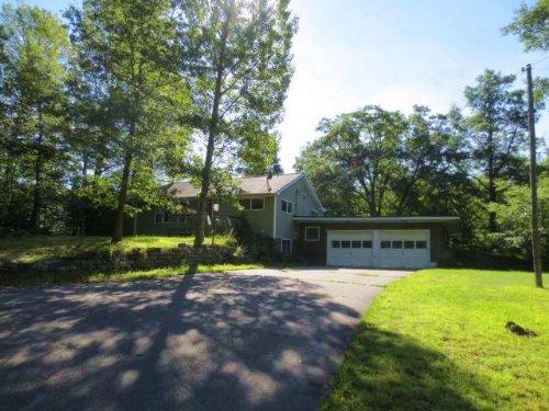 17.95 Acres On Fetke Lake : Newbold : Oneida County : Wisconsin