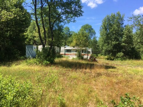 42 Acres Camper Adirondack Park : Diana : Lewis County : New York