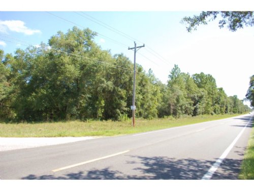 5 Acres Commercial (c-147) : Keystone Heights : Clay County : Florida