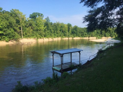 Hunting Land On The Pearl River Wit : Picayune : Pearl River County : Mississippi