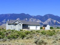 20 Acres With House & Creek : Belfry : Carbon County : Montana