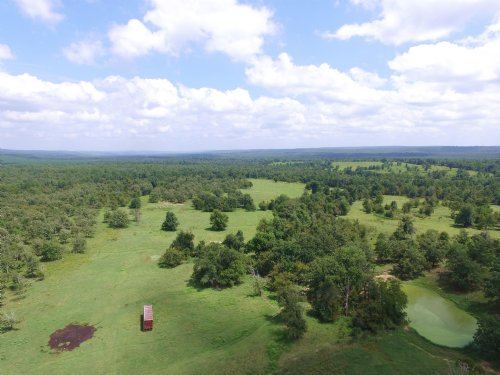 432 Acre Ranch / 30285 : Rattan : Pushmataha County : Oklahoma