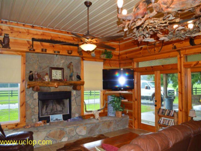 Black River Lake Ranch : Jonesville : Catahoula Parish : Louisiana