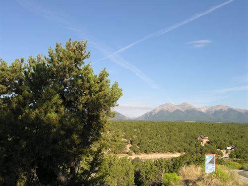 235962 - Peak Views From This 2.86 : Salida : Chaffee County : Colorado