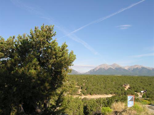 235962 - Peak Views From This 2.86 : Salida : Chaffee County : Colorado