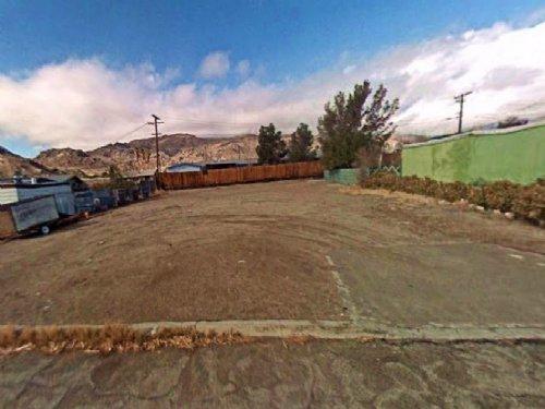 Buildable Residential Lot : Trona : San Bernardino County : California
