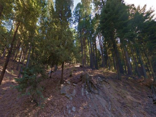 2,550 Sq Ft Residential Lot : Crestline : San Bernardino County : California