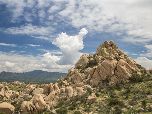 Rancho De Las Rocas : Dragoon : Cochise County : Arizona