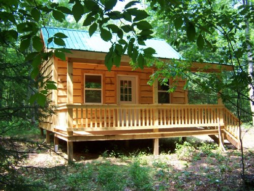 Riverfront Land & Cabin Package : Williamstown : Oswego County : New York