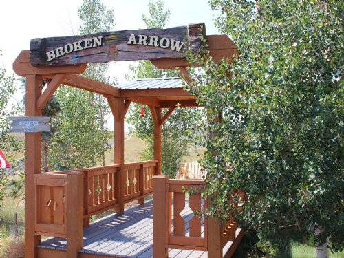 North Park Broken Arrow Ranch : Walden : Jackson County : Colorado