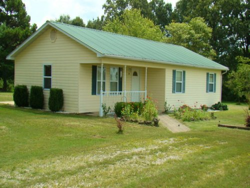 Ranch Style Home On 3.3 Ac : Hartshorn : Texas County : Missouri