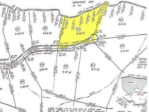 Hatter's Creek Hideaway : Green Bay : Prince Edward County : Virginia