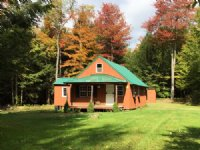Cabin On 22 Acres Near State Forest : German : Chenango County : New York