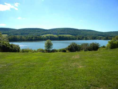 44 Acres Finger Lakes Region : Dryden : Tompkins County : New York