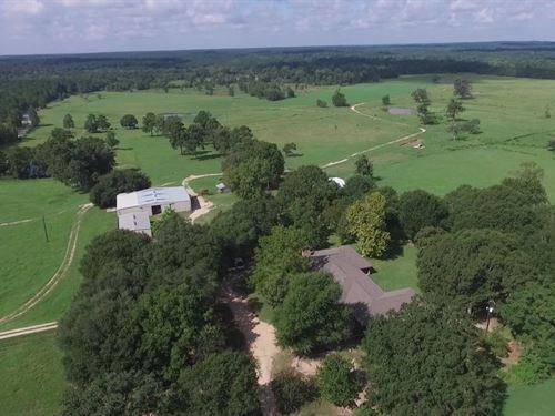 Rafter O Ranch : Coldspring : San Jacinto County : Texas
