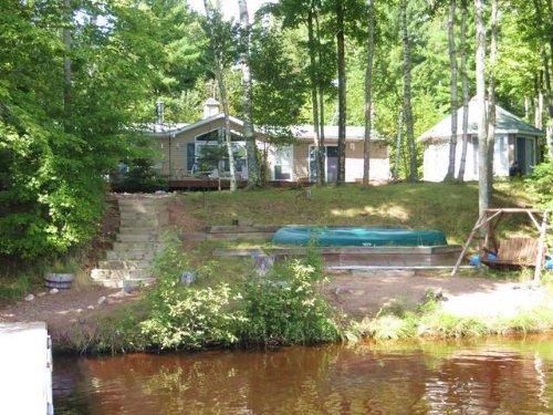83.30 Rare Acres On Stone Lake : Minocqua : Oneida County : Wisconsin