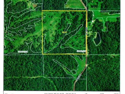 39 Acres In Pennville, Mo. : Green City : Sullivan County : Missouri