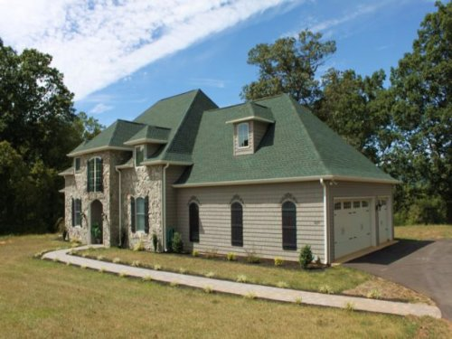 French Country Style Home On 20 Ac : Bedford : Virginia