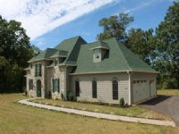 French Country Style Home On 20 Ac : Bedford : Bedford County : Virginia