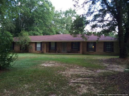 3br/2.5ba Home On 11± Acres : Laurel : Jones County : Mississippi