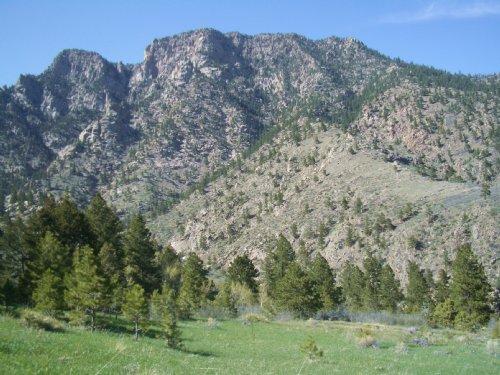 Rocky Mountain Gateway : Loveland : Larimer County : Colorado