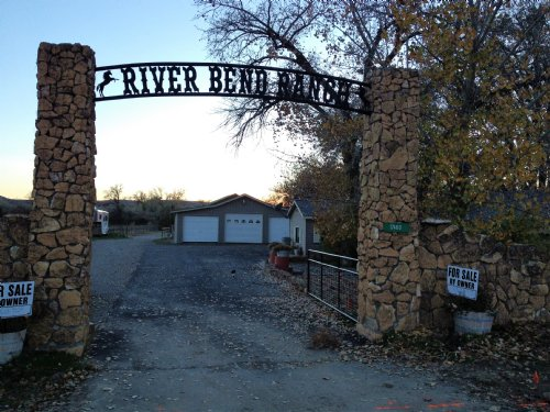 River Bend Ranch : Rangely : Rio Blanco County : Colorado