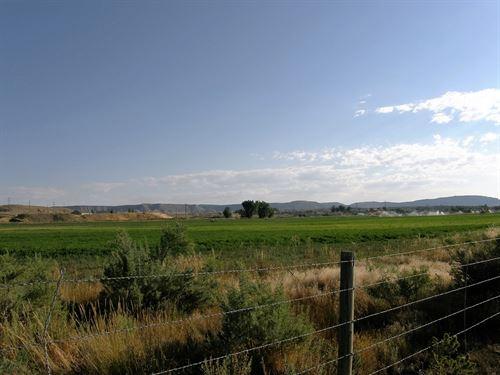 The Strain Farm : Rangely : Rio Blanco County : Colorado