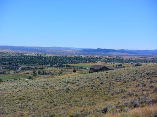 Baldwin Creek 21 Acres : Lander : Fremont County : Wyoming