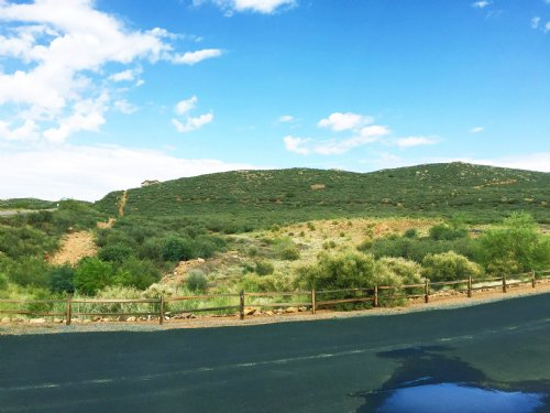 7 Acre Central Az Highland Homesite : Dewey : Yavapai County : Arizona