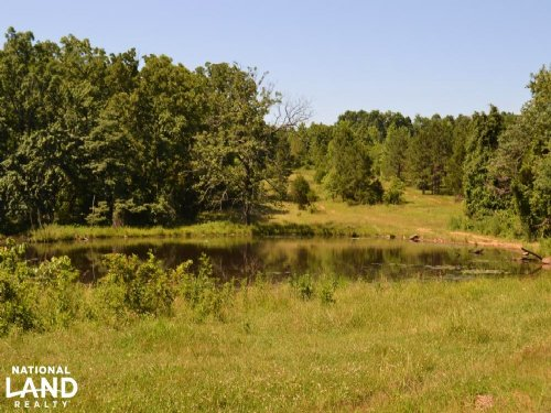 778+/- Acres Recreational Deer & Tu : Bradford : Jackson County : Arkansas